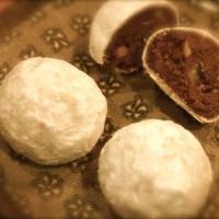 柚子胡椒チョコレート