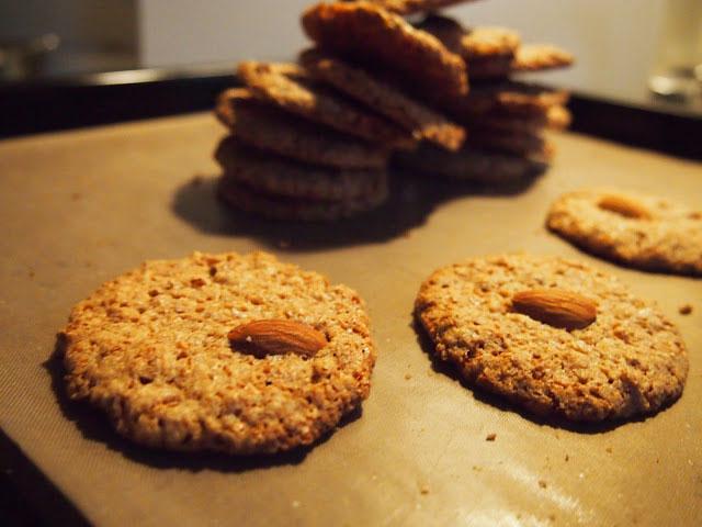 シチリアのクッキー